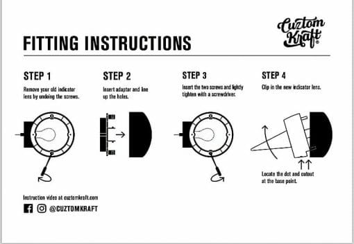 Fitting Instruction