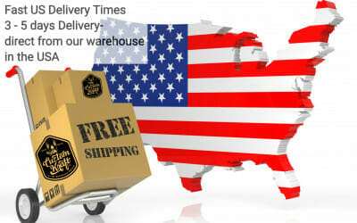 Now With Fast Delivery Direct From The USA