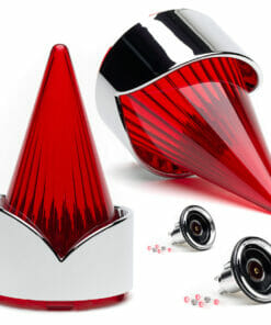 Red Afterburner Kit For Indian Motorcycles